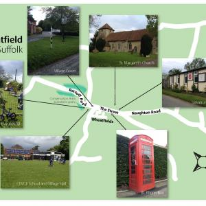 WhatfieldAmenitiesMap
